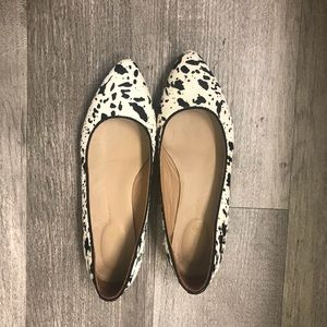 Shoes - Calf Hair Flats